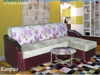 Угловой диван с ящиком для белья Виконт - Мебельная фабрика «Каприз», г. Ульяновск