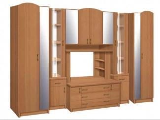 Гостиная стенка Мега-3 ЛДСП - Мебельная фабрика «Гамма-мебель»