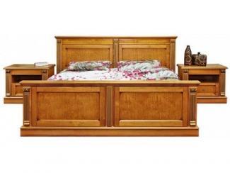 Кровать Венеция 2АМ П234.51 - Мебельная фабрика «Пинскдрев»