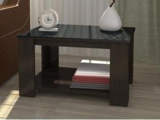 Темный журнальный стол 5 - Мебельная фабрика «Гермес»