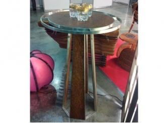 Круглый журнальный стол - Импортёр мебели «Arredo Carisma (Австралия)»