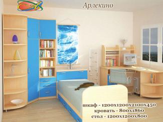 Детская «Арлекино-3» - Мебельная фабрика «Альбина»