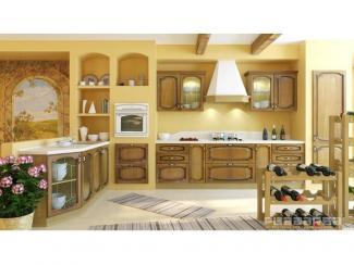 Кухонный гарнитур угловой Елизавета
