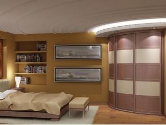 Радиусный шкаф-купе - Мебельная фабрика «Таурус»
