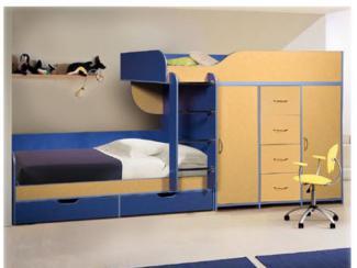Двухъярусная кровать «01»