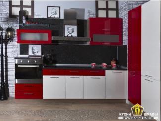 Кухня Оксиген и Бордо - Изготовление мебели на заказ «КИТ»