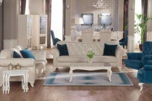 Диван прямой Валентина - Импортёр мебели «Bellona (Турция)»