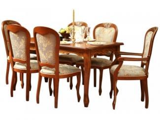 Стол обеденный Алези 2 П353.02 - Мебельная фабрика «Пинскдрев»
