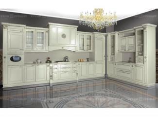 Кухня Сандра - Мебельная фабрика «Кухни Премьер»