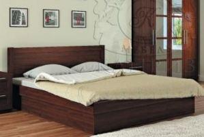 Кровать Веста 1 подиумная - Мебельная фабрика «Каприз»