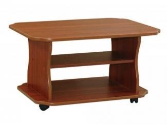 Журнальный стол с полками 02 - Мебельная фабрика «Росмебель»