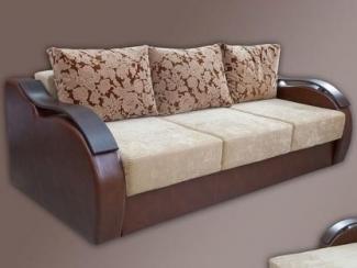 Диван прямой Даурия-люкс - Мебельная фабрика «На Трёхгорной»