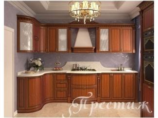 Кухня из массива дерева ДЖУЛИЯ - Мебельная фабрика «Престиж»