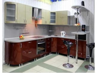 Кухня угловая Саламанка - Мебельная фабрика «Статус»