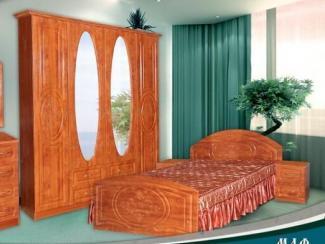 Спальня Медея (МДФ) - Мебельная фабрика «Элна»