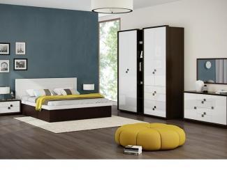 Спальня Брио 2 - Мебельная фабрика «Ангстрем (Хитлайн)»