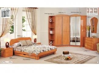 Спальня с угловым шкафом Софт