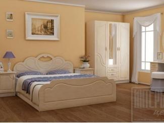 Спальный гарнитур Гармония - Мебельная фабрика «Интерьер-центр»