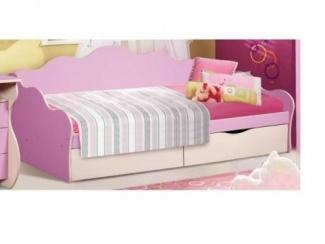 Детская кровать волшебница с ящиком - Мебельная фабрика «Амарас»