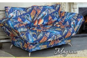 Диван прямой Маугли - Мебельная фабрика «РаИра»