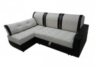 Современный диван Угол Люкс миник 7 Арт. №530 - Мебельная фабрика «Ландер», г. Ульяновск