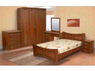 Спальный гарнитур МК 13 - Мебельная фабрика «Уютный Дом»