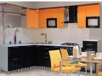 кухня угловая Модерн 7 - Мебельная фабрика «Долес»