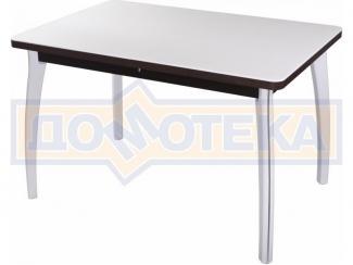 Стол с искусственным камнем Реал КМ  - Мебельная фабрика «Домотека»