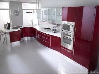Радиусная кухня Акация - Мебельная фабрика «Триана»