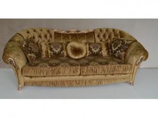 Изящный диван Анастасия - Мебельная фабрика «ALVI SALOTTI»