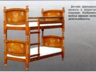 Кровать Валерия - Мебельная фабрика «Мебельная Сказка»