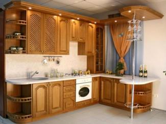 Кухня Альфа Классика массив - Мебельная фабрика «Альфа-Пик»