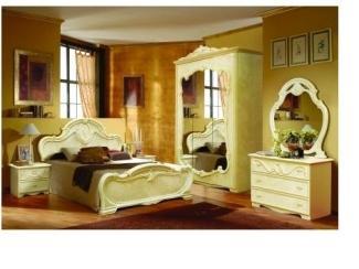 Спальня Тициана - Мебельная фабрика «Минскпроектмебель»