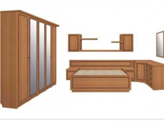 Спальня Глория ЛДСП - Мебельная фабрика «Гамма-мебель»
