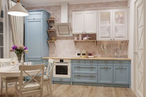 Кухонный гарнитур Бристоль - Мебельная фабрика «Камеа (Квартира 48)»