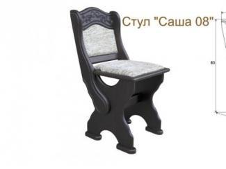 Стул Саша 08 - Мебельная фабрика «Алина-мебель»