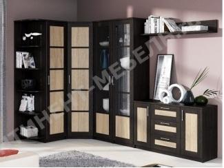 Мебель для гостиной Композиция 7 - Мебельная фабрика «Континент-мебель»