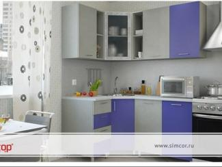 Кухня Пластик №3 - Мебельная фабрика «Симкор»