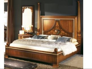Кровать 9107 - Импортёр мебели «Мебель Фортэ (Испания, Португалия)»