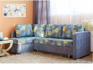 Диван-кровать Дионис 08 угловой - Мебельная фабрика «Янтарь»