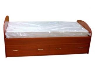 Кровать с ящиками - Мебельная фабрика «Вивека»