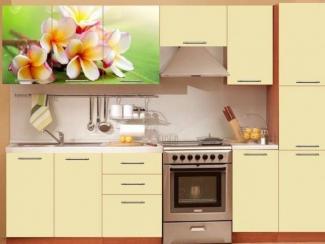 Кухня Орхидея-13 фотопечать