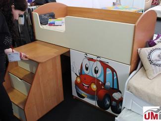 Мебельная выставка Краснодар: Детская - Мебельная фабрика «Гамма-мебель»