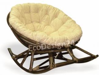 КРЕСЛО-КАЧАЛКА ПАПАСАН - Импортёр мебели «ЭкоДизайн (Китай, Индонезия)»