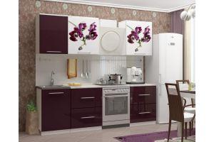 Кухня Орхидея 1 - Мебельная фабрика «МиФ»