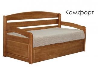 Диван-кровать-тахта Комфорт - Мебельная фабрика «Массив»