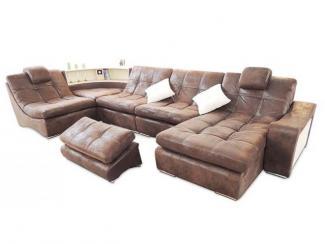 Модульный диван - Изготовление мебели на заказ «Умные диваны», г. Москва