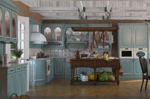 Кухня угловая «Арель»