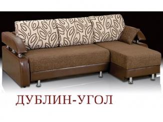 Угловой диван с подушками Дублин  - Мебельная фабрика «Альянс-М»