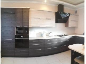 Большая кухня - Мебельная фабрика «Альфа-Мебель»